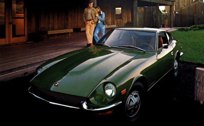 Oldtimer – Datsun 240 Z (1969-73)
