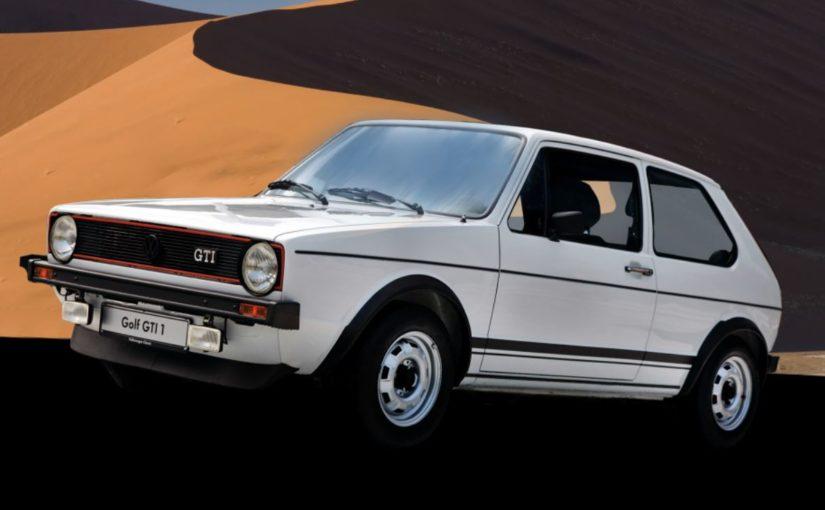 Youngtimer – VW Golf GTI Série 1 (1976-1984)